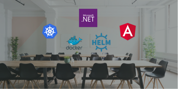 Workshop gets an update - JavaScript Services, Docker, Kubernetes and Helm!